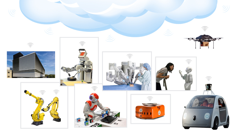 Cloud Robotics And Automation